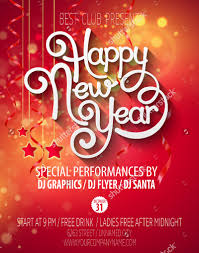 New Year Poster Template 24 2024 New Year Posters Free Premium Templates 1