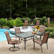 sears outdoor dining table. essential garden harley 10 piece dining set - limited availability | shop your way: online shopping \u0026 earn points on tools, appliances, electronics more sears outdoor table u