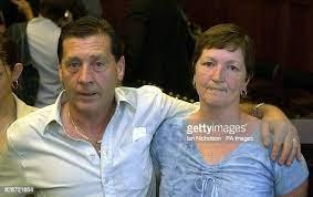 Christy and Anne McGrath, parents of Irish jockey Christy McGrath, at...  News Photo - Getty Images