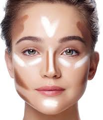 how to contour your face 1