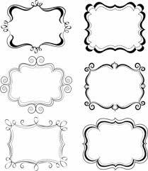 frame design vector. Interesting Design Funky Frames And Frame Design Vector I