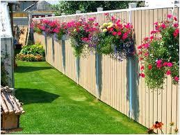 comfortable outdoor fence decor ideas patio fence lighting outdoor fence decoration