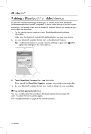 bose 418775. page 20 of 418775 wireless speaker user manual _ic bose corporation
