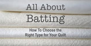 Quilt Batting: Get to know your wadding for Quilting &  Adamdwight.com