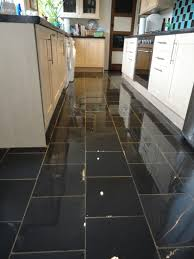 Ceramic Floor Tiles Kitchen Kitchen Room 2017 Natural Minimalist Kitchen Tile Black White