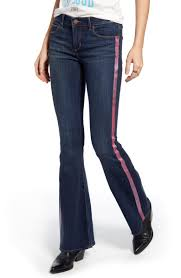 Articles Of Society Jeans Size Chart Articles Of Society Faith Side Stripe Flare Jeans Spencer