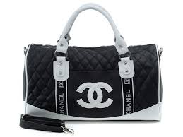 chanel inspired bags. hand bags new!! chanel designer inspired duffle bag - 1