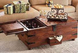 Coffee Table, Wooden Chest Coffee Table Set Trunk Coffee Table: Marvelous Chest  Coffee Table For Living Room