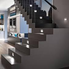 interior step lighting. Interior Stairway Lighting Ideas Kichler Pendants Nimer Step Lights Sq Graceful H