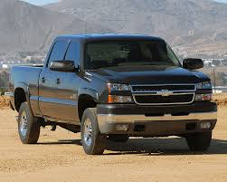 Chevy Silverado / GMC Sierra HD Trucks with Duramax LLY Diesel V8 ...