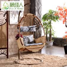 get ations lady rattan cane chair dormitory cradle lazy hammock indoor and outdoor hanging chair swing hanging basket