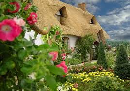 Cottage Gardens The Charming Beauty Of English Country Gardens Cool Good Garden Design Decor