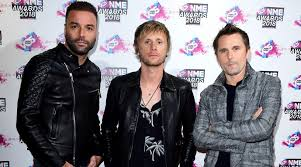 Muse Succeed Over Olly Murs In Battle To Top Of The Charts