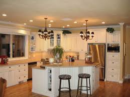 Creative Kitchen Mesmerizing Creative Kitchen Designs With White Kitchen Cabinet