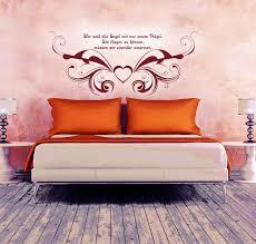 Engel Fliegen Mit Liebe Wandtattoo Das Liebenswerte Angebot