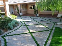Paving Designs For Backyard
