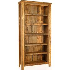 Rustic Bookcase Large Rustic Bookcase