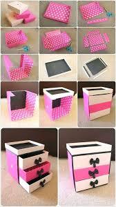 homemade jewelry box ideas 6 homemade jewellery box ideas