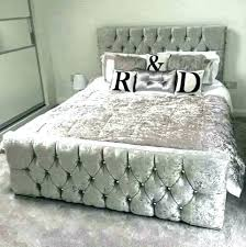 sparkly bedroom furniture. Sparkly Bedroom Furniture Bed Colors Sparkle Mirrored Silver In