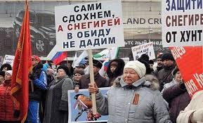 """36% россиян ратуют за """"нейтралитет"""" касательно Донбасса, но 59% предлагают и дальше поддерживать террористов, - опрос - Цензор.НЕТ 7103"""