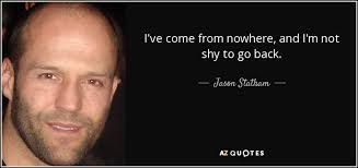 Az Quotes Awesome TOP 48 QUOTES BY JASON STATHAM Of 48 AZ Quotes Maatykki