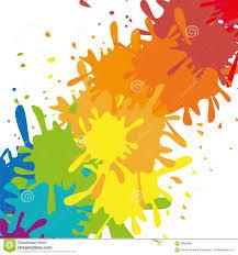 Splash Design Paint Splash Design Stock Vector Illustration Of Hobby