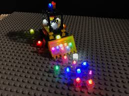 lego lighting. LEGO® Models Without Worrying About Running Wires Underneath Bricks, Drilling Holes In Plates Or Messing Around With Separate Batteries For Each Light Lego Lighting H