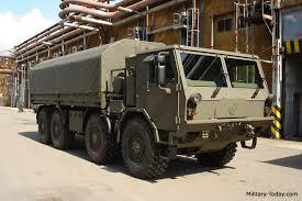 Tatra T815-7MOR89 Heavy Utility Truck | Military-Today.com