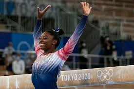 Troubled american gymnastics superstar simone biles produced a superb performance on her surprise return for the balance beam final at the olympic games, earning bronze behind chinese. A9ftj2ez3i047m