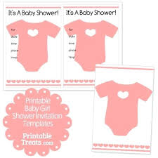 Free Printable Baby Shower Invitations For Girls For The Free Printable Baby Girl Shower Invitation Templates