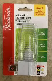 Sunbeam Night Light Ean 5692311160891 3pk Sunbeam Automatic Led Night Light