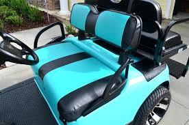 golf car seat covers cart custom fl vw uk