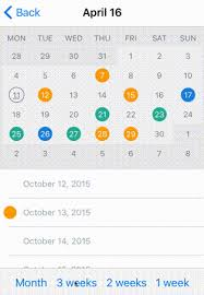 Mjcalendar On Cocoapods Org