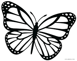butterfly coloring book printable. Interesting Printable Butterfly Coloring Picture Detailed Butterfly Coloring Pages Butterflies  Page Cartoon Printable Girls Books Intended Book Printable F