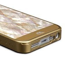 iphone 5s gold case. case-mate mother of pearl case for iphone 5s/5 - gold iphone 5s h