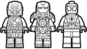 Lego Coloring Pages To Print Coloring For Babies Amvame