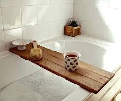 wooden bath caddy wooden bath portrayal tray bathroom decor shelf with wood bath decorating wood bath