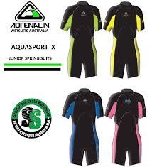 Adrenalin Kids Springsuit