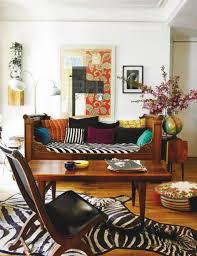 Home Interiors:Luxury Living Room Design With Zebra Rug Clasic Wooden  Traditional Design Idea Interior