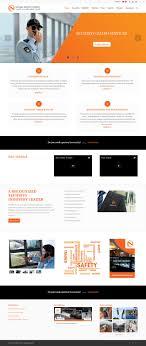 Financial Institutions Website Design Website Design Development Nsc For Security Waleed
