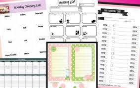 10 Free Printable Grocery List Templates Twelveskip