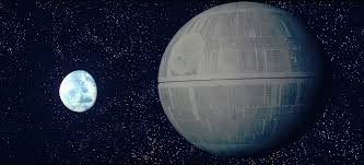 death star size could we use atv to build and supply a real death star orion blog