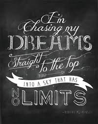 Closer To My Dreams Quotes