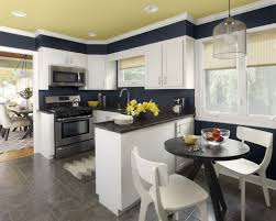 Kitchen  Admirable Kitchen Interior Feat Glass Tile Backsplash Interior Design Ideas For Kitchen Color Schemes