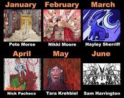 Calendar 2013 Through 2015 Artist Series Calendar 2013 Artist Collaboration Project