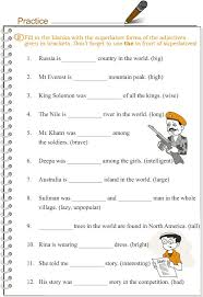Worksheets For Class 3 English Grammar - popflyboys
