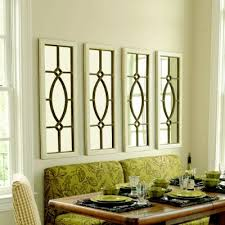 Small Picture Four mirrors for the empty wall in our family room Decorating a