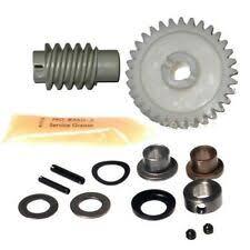 gear set kit 1 3 1 2hp liftmaster sears craftsman garage door opener