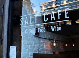 cafe lighting design. SALT Cafe Lighting Design