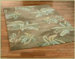 shining palm tree rugs exquisite area rug border goldenbridges motivate regarding 16